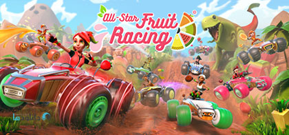 دانلود-بازی-All-Star-Fruit-Racing