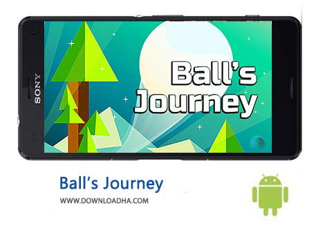 کاور-Balls-Journey