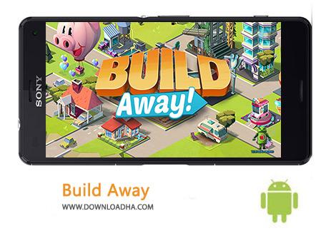 کاور-Build-Away