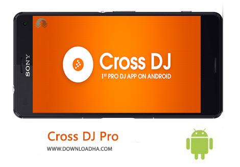 کاور-Cross-DJ-Pro