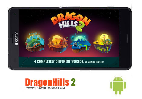 بازی-dragon-hills-2-اندروید