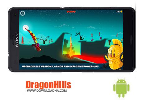 بازی-dragon-hills-اندروید
