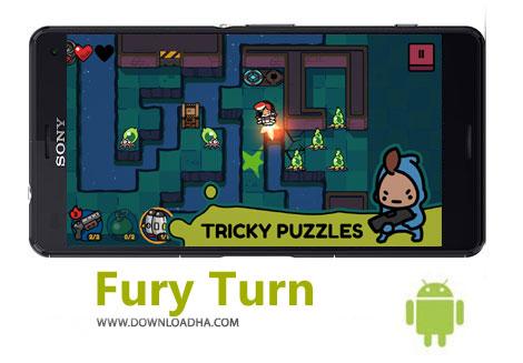 بازی-fury-turn-اندروید