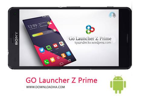 کاور-GO-Launcher-Z-Prime