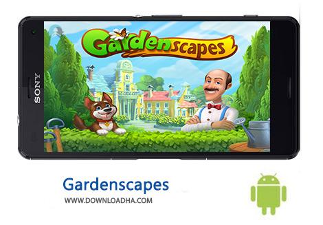 کاور-Gardenscapes