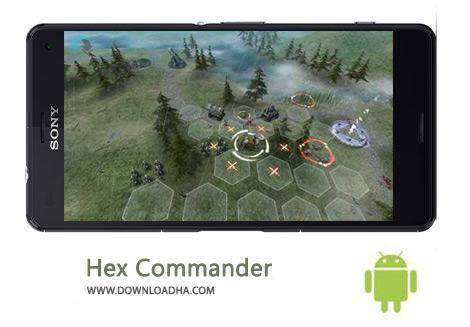 کاور-Hex-Commander