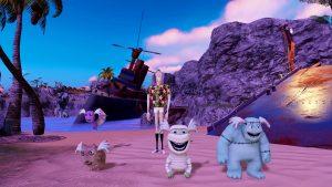 اسکرین-شات-بازی-Hotel-Transylvania-3-Monsters-Overboard