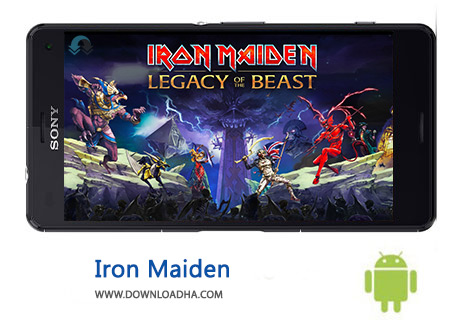 کاور-Iron-Maiden