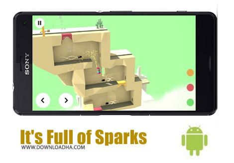 بازی-its-full-of-sparks-اندروید