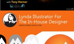 ویدیو-آموزشی-lynda-illustrator-for-the-in-house-designer