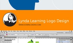 ویدیو-آموزشی-lynda-learning-logo-design