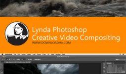 ویدیو-آموزشی-lynda-photoshop-creative-video-compositing