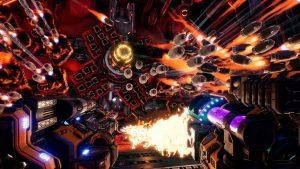 لقطة شاشة لعبة - MOTHERGUNSHIP