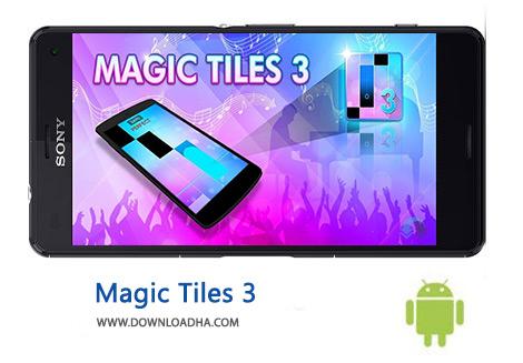 کاور-Magic-Tiles-3