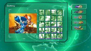 مجموعة لقطة شاشة لعبة ميجا مان X- تراث