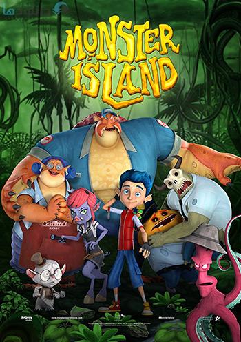 کاور-Monster-Island-2017