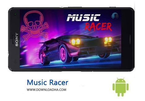 کاور-Music-Racer