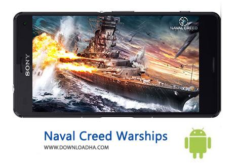 کاور-Naval-Creed-Warships
