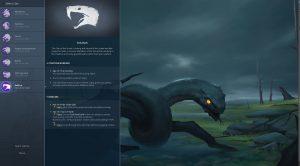 اسکرین-شات-Northgard-Svafnir-Clan-of-the-Snake