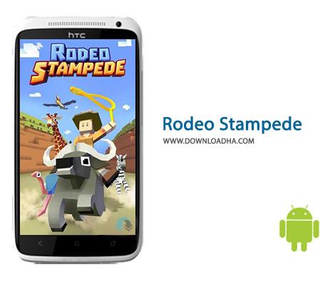 کاور-Rodeo-Stampede