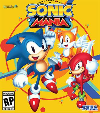 دانلود-بازی-Sonic-Mania
