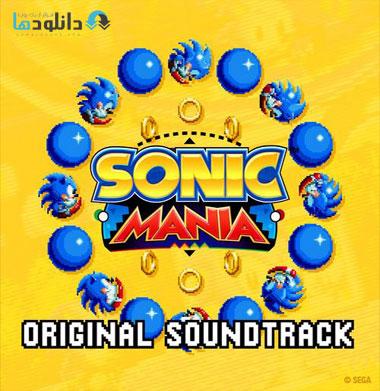 موسیقی-متن-انیمیشن-sonic-mania-ost