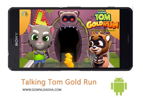 کاور-Talking-Tom-Gold-Run