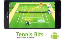 بازی-تنیس-tennis-bits-اندروید