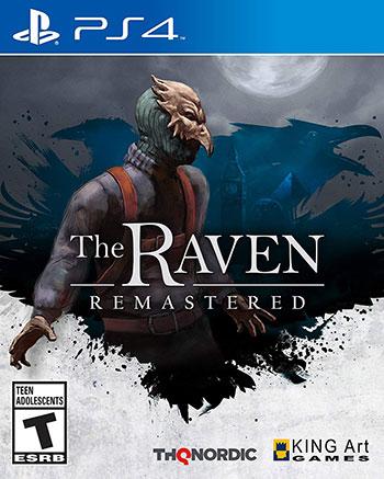 دانلود بازی The Raven Remastered برای PS4 – نسخه هک شده CUSA