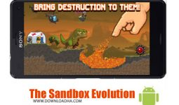 بازی-the-sandbox-evolution-اندروید