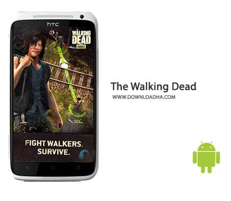 کاور-The-Walking-Dead