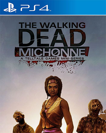 دانلود-بازی-The-Walking-Dead-Michonne-ps4