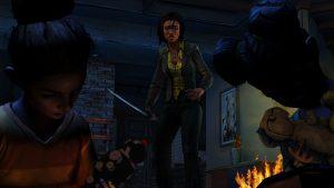 اسکرین-شات-بازی-The-Walking-Dead-Michonne-ps4