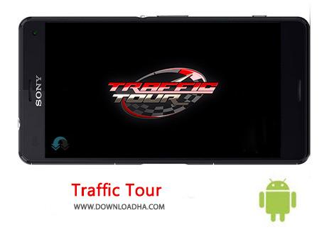 کاور-Traffic-Tour