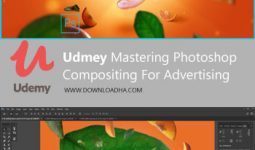 ویدیو-آموزشی-Udmey Mastering Photoshop Compositing For Advertising
