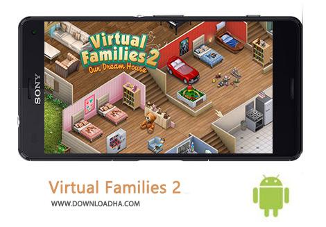 کاور-Virtual-Families-2