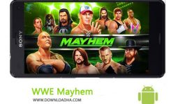 کاور-WWE-Mayhem