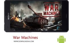 کاور-War-Machines