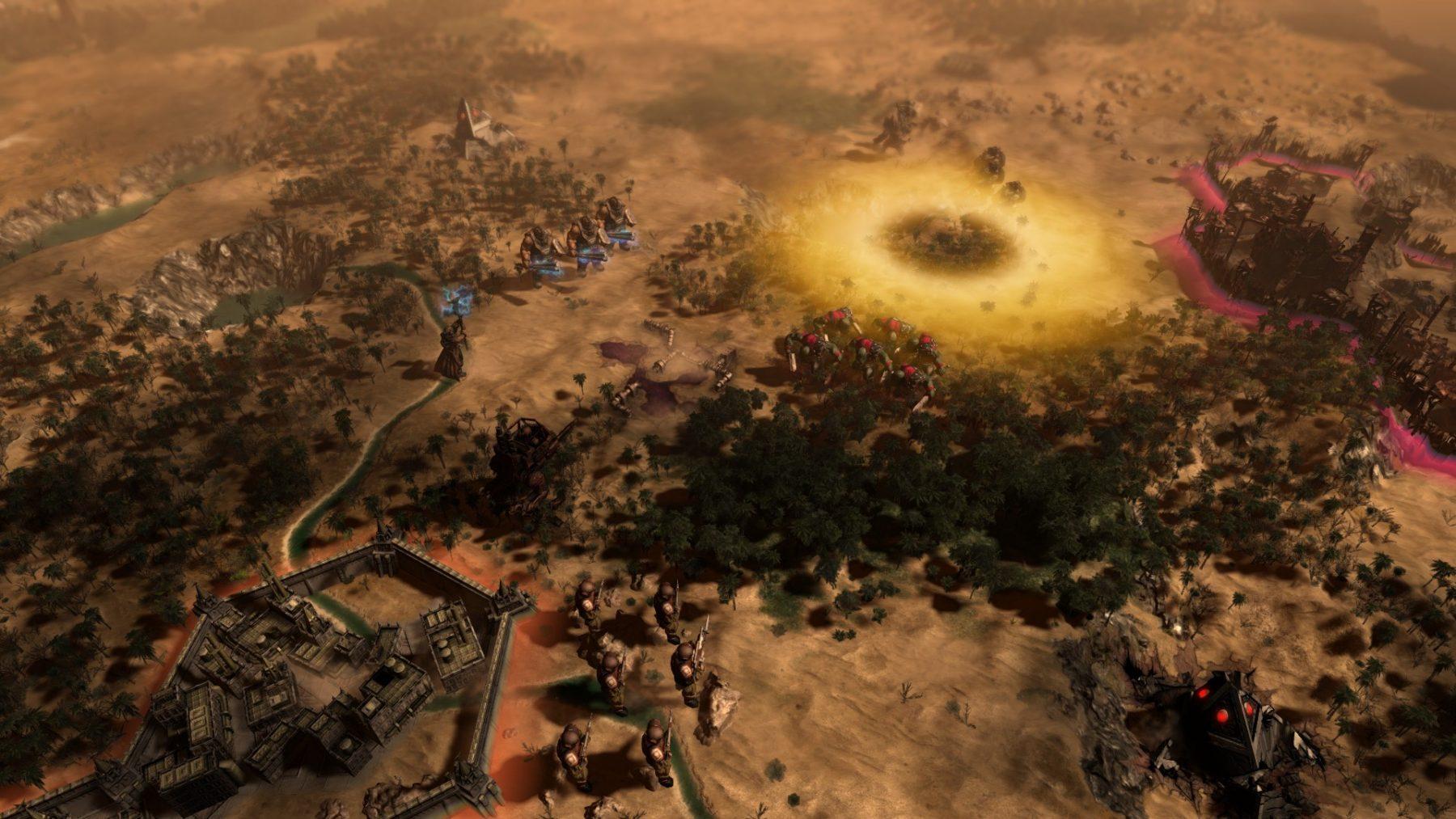 دانلود بازی Warhammer 40000 Gladius Relics of War برای کامپیوتر + ریپک FitGirl