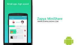 نرم افزار-مینی-زاپیا-zapya-minishare