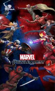 اسکرین-شات-marvel-puzzle-quest