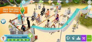 اسکرین-شات-the-sims-freeplay