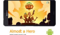 کاور-Almost-a-Hero