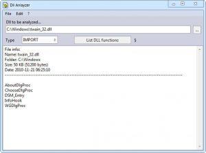 اسکرین-شات-Alternate-DLL-Analyzer