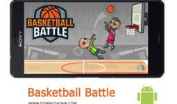کاور-Basketball-Battle