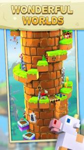 اسکرین-شات-بازی-blocky-castle