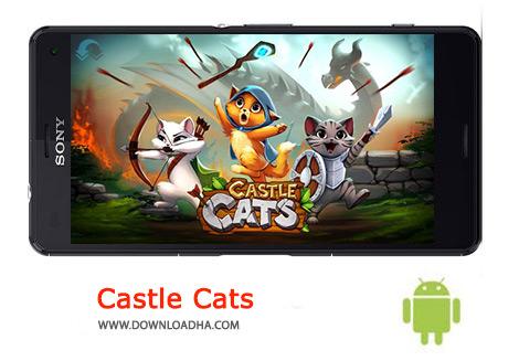 کاور-Castle-Cats