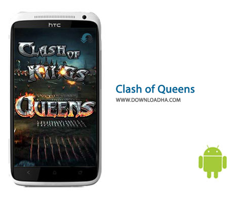 کاور-Clash-of-Queens