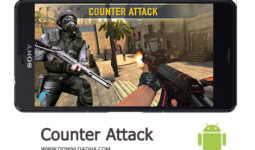 کاور-Counter-Attack-Team-3D-Shooter