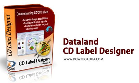 کاور-Dataland-CD-Label-Designer